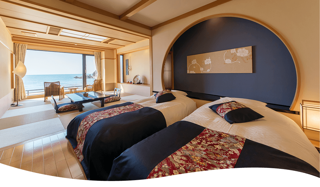 Japanese / Western-style room